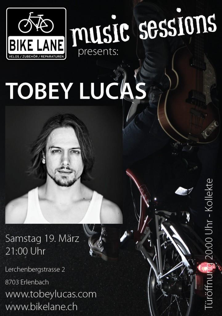Bike Lane Tobey Lucas Flyer